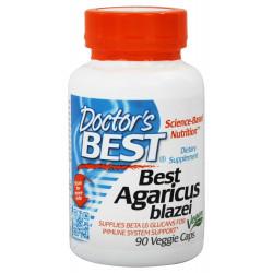 Best Agaricus Blazei 40% 400 mg 90 veggie caps