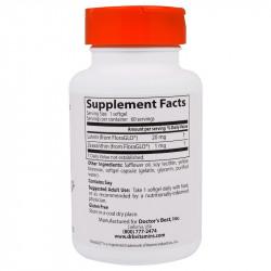 Best Lutein 20 mg 60 softgels Doctor`s Best