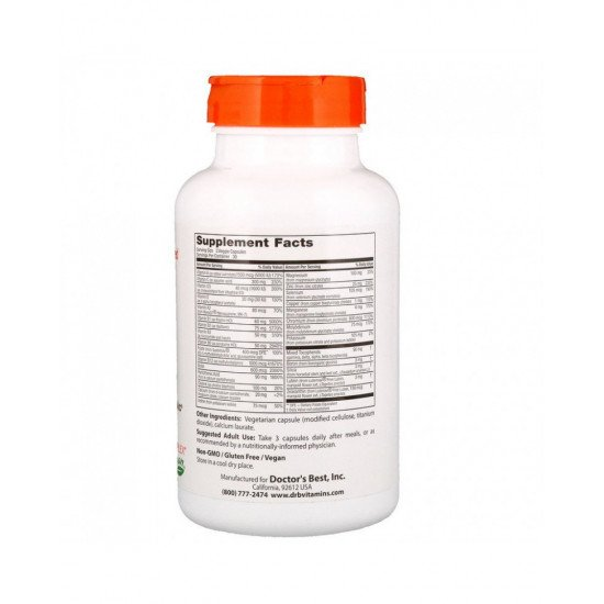 Multi-Vitamin with Vitashine D3 and Quatrefolic 90 Veggie Caps