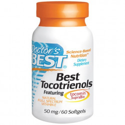 Best Tocotrienols 50 mg 60 softgels