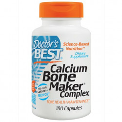 Calcium Bone Maker Complex 180 Capsules Doctor`s Best