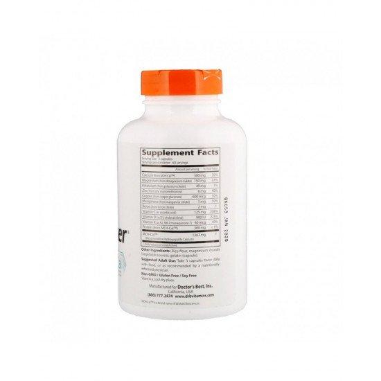 Calcium Bone Maker Complex with MCHCal 180 Capsules