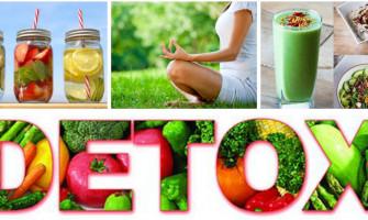 Детоксикация с натурални храни