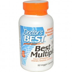 Best Multiple 90 tablets Doctor's Best